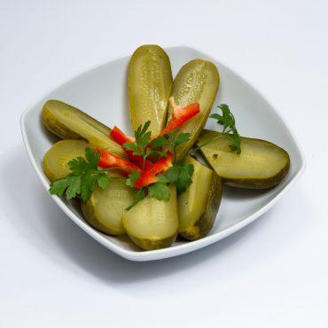 Salată de castraveți în oțet