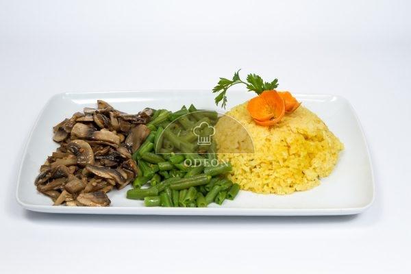Meniu mixt vegetal